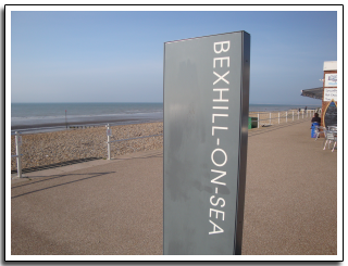 Bexhill Sign